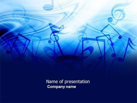 Music Presentation Template from i.pptstar.com
