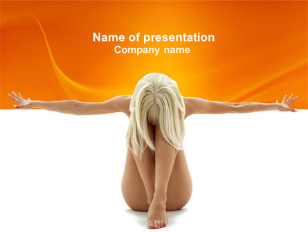 Stevie's Nude powerpoint presentation