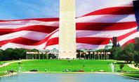Washington Monument Presentation Template