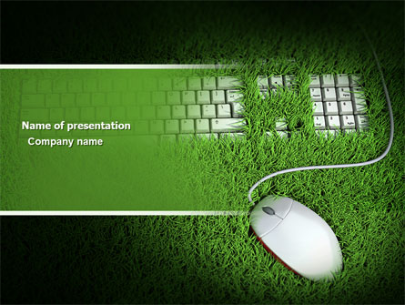 Green Technology Presentation Template for PowerPoint and Keynote ...