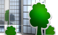 Plan Of Gardening District Presentation Template