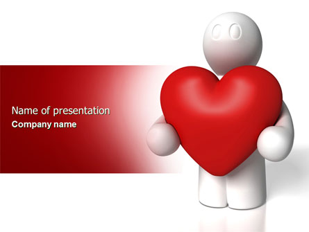 true love presentation template for powerpoint and keynote  ppt star, Templates