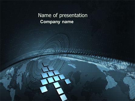 Interactivity Presentation Template, Master Slide