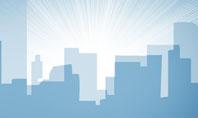 City Scenery Presentation Template
