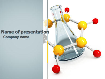 Organic Chemistry Presentation Template For Powerpoint And Keynote