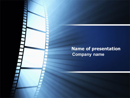 film tape presentation template for powerpoint and keynote | ppt star, Presentation templates