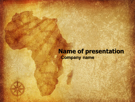 africa power point templates africa presentation theme