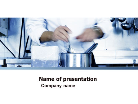 Cooking Presentation Template for PowerPoint and Keynote