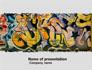 Graffiti On The Wall slide 1