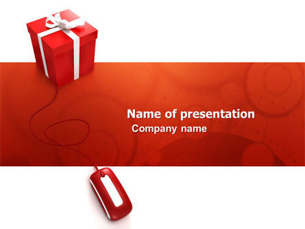 Online Present Shop Presentation Template For PowerPoint And Keynote