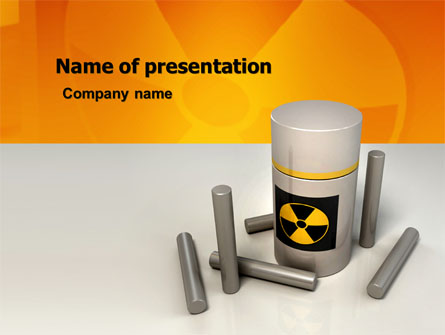 Nuclear Powerpoint Template