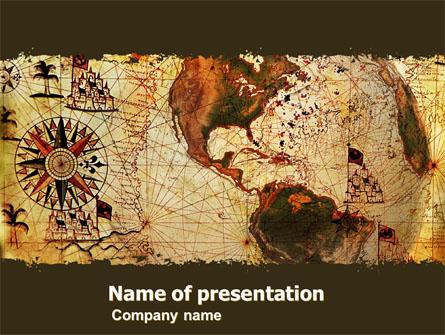 Age of exploration presentation template for powerpoint and keynote age of exploration presentation template master slide toneelgroepblik Image collections