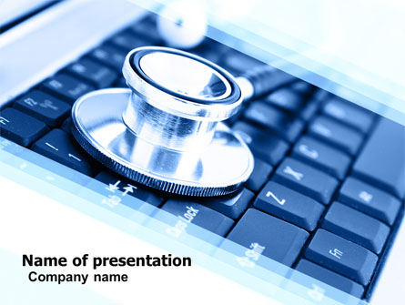Medical Records In Electronic Form Presentation Template for ...