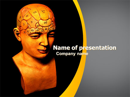 Psychology Model Presentation Template For Powerpoint And Keynote