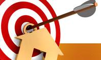 House Target Presentation Template