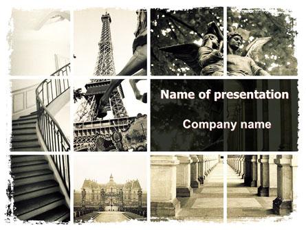 Paris presentation template for powerpoint and keynote ppt star paris presentation template master slide toneelgroepblik Gallery
