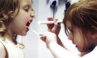 Children's Dental Health Presentation Template