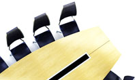 Conference Table Presentation Template