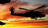 Apache Helicopter AH-64 Presentation Template