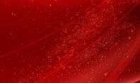 Red Shimmer Presentation Template