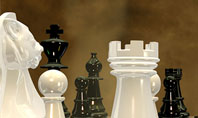 Chess Figures Presentation Template