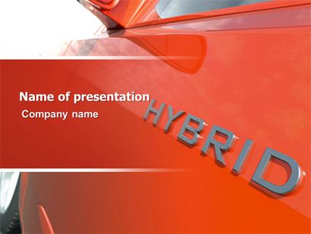 Hybrid car presentation template for powerpoint and keynote ppt star hybrid car presentation template master slide toneelgroepblik Image collections
