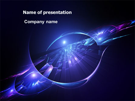 Abstract cosmic theme presentation template for powerpoint and abstract cosmic theme presentation template master slide toneelgroepblik Images