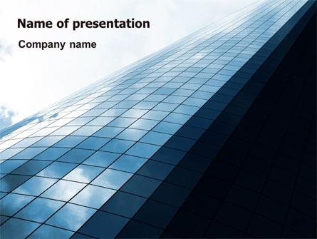 Hi tech building presentation template for powerpoint and keynote hi tech building presentation template master slide toneelgroepblik Choice Image