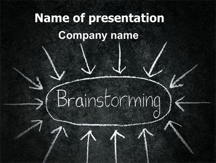 brainstorm, brainstorming, activity, analysis, arrows, blackboard,