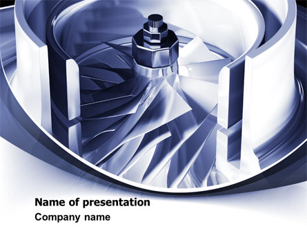 Turbine presentation template for powerpoint and keynote | ppt star.