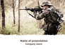 Camouflage Soldier slide 1