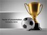 Football Cup slide 1