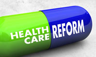 Health Care Reform Presentation Template