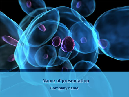 Stem cells presentation template for powerpoint and keynote ppt star stem cells presentation template master slide toneelgroepblik Image collections