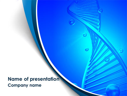 dna strand presentation template for powerpoint and keynote ppt star. Black Bedroom Furniture Sets. Home Design Ideas