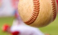 Baseball Pitcher Throw Presentation Template