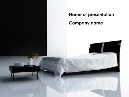 Hotel interior presentation template for powerpoint and - Interior design presentation templates ...