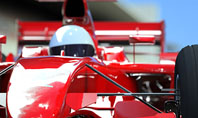 Formula One Racing Presentation Template