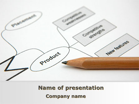 Marketing Ploy Presentation Template, Master Slide