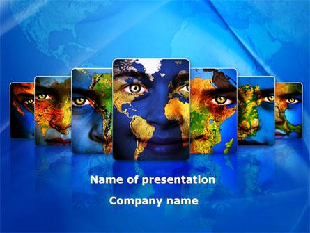 Human diversity presentation template for powerpoint and keynote human diversity presentation template master slide toneelgroepblik Gallery
