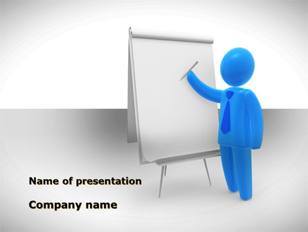 whiteboard presentation template for powerpoint and keynote ppt star