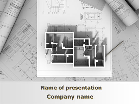 Interior remodeling presentation template for powerpoint - Interior design presentation templates ...