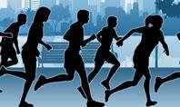 Jogging Theme Presentation Template