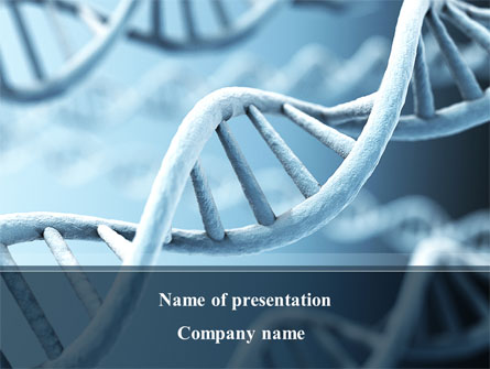 Dna microphotography presentation template for powerpoint and dna microphotography presentation template master slide toneelgroepblik Image collections