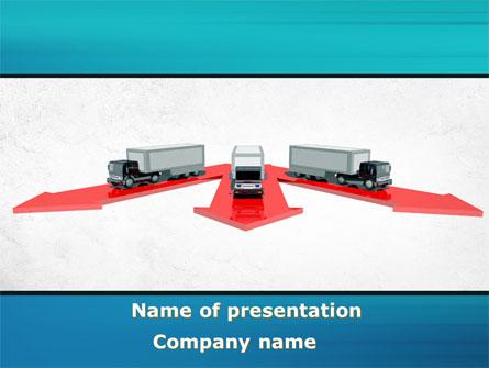 Freight car logistics presentation template for powerpoint and freight car logistics presentation template master slide toneelgroepblik Images