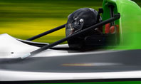 Formula One Pilot Presentation Template