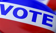 Vote Badges Presentation Template