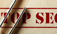Top Secret Documents Presentation Template