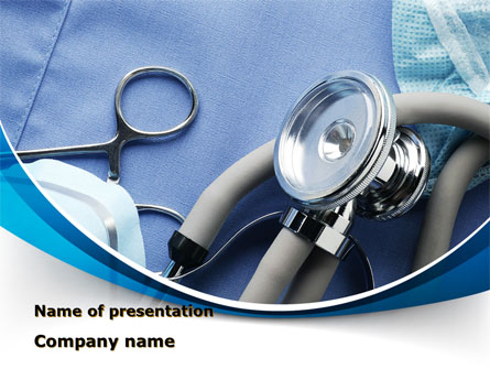 Free Powerpoint Templates Medical Theme