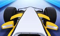Formula One Bolide Presentation Template